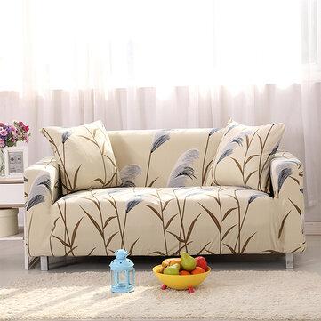 Protetor de sofá de assento esticável Capa de sofá lavável Capas de cadeira de decoração de capa