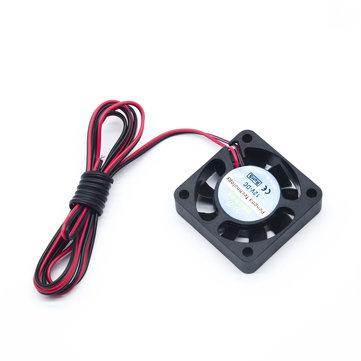 Imprimante 3D TEVO® Partie 12V DC 30 * 30 * 10mm Brushless 3010 Ventilateur avec câble de 100mm