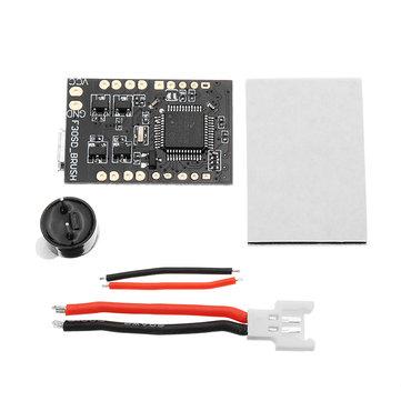 Realacc F3 V1.0 Betaflight Brushed Flight Control Board Integrated OSD with Buzzer STM32 F303 MPU600