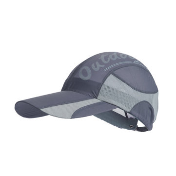Naturehike NH16M003-F Unisex Sunhat Summer Visor Cap Quick Drying Breathable Sports Sunshade UV Proof