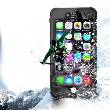 Redpepper Slitesterkt IP68 Vanntett Etui Forbedret Deksel For iPhone 6 6s 4.7Inch