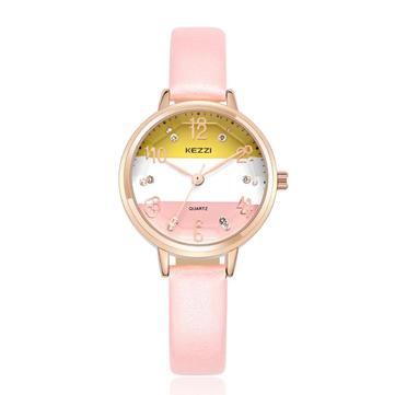 Đồng hồ đeo tay nữ thời trang nữ Thạch anh Đồng hồ đeo tay nữ