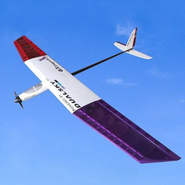 Dualsky GT1500 V2 P5B Dragonfly 1500mm Wingspan RC Airplane Glider KIT/PNP