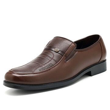 Đàn ông Casual Soft Giày da công sở Giày thoải mái