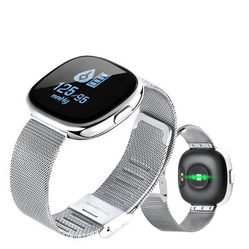 P2 Elegant Designed Smart Bracelet Heart Rate Monitor Waterproof Sport Watch for IOS Android