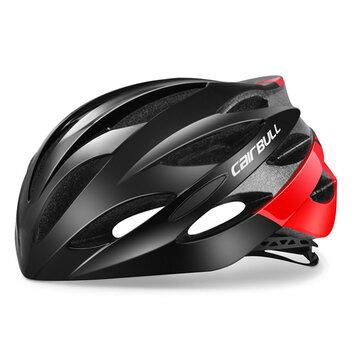 CAIRBULL 58-62CM PC+ EPS Ultralight Road Cycling Helmet Integrally Molded Bicycle Helmet Bikes Helme
