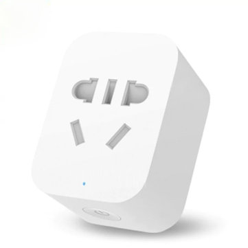 Original Xiaomi Mijia Smart Home Zigbee Version Smart Socket Work With Xiaomi Multifunctional Gateway