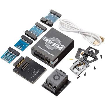 Z3X Easy-JTAG Plus Box Full Set with EMMC Socket Repair Tool Kit For HTC/  Huawei/LG/ Motorola /Samsung /SONY/ZTE