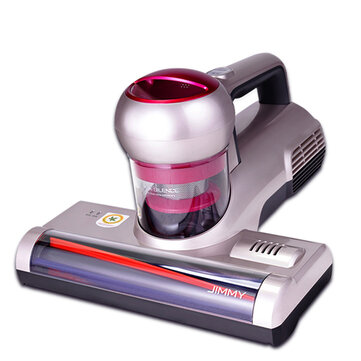 Buy JIMMY WB55 UV-C Ultrasonic Anti-Mites Vacuum Cleaner 2 Modes 600W Large Suction Power Cyclonic Filtration System with 4 on Gipsybee.com