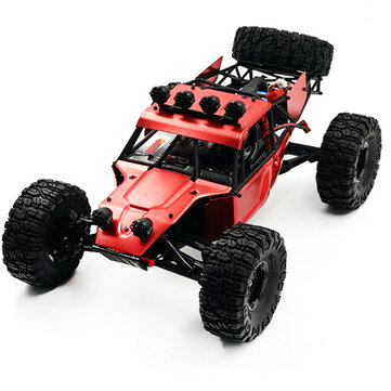 14% OFF for Feiyue FY03H 1/12 2.4G 4WD Brushless Rc Car Metal Body Shell Desert Off-road Truck RTR Toy