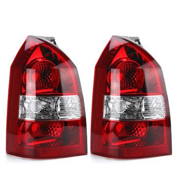 Hyundai टक्सन एसयूवी जेएम 2004 ~ 2010 के लिए कार रियर लेफ्ट / राइट टेल लाइट असेंबली ब्रेक लैंप कवर