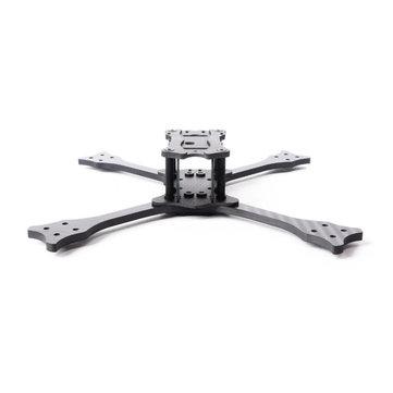 Emax Hawk 5 Spare Part 5 Inch 210mm Wheelbase 4.5mm Arm Carbon Fiber FPV Racing Frame Kit