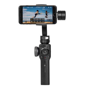 Zhiyun Smooth 4 Sans Balais 3 Axes portable Gimbal stabilisateur pour Tous les Phones iPhone Filmmakers
