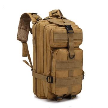 3-отсеки Военный Тактический рюкзак армии На открытом воздухе Механизм Кемпинг Пеший туризм Сумка
