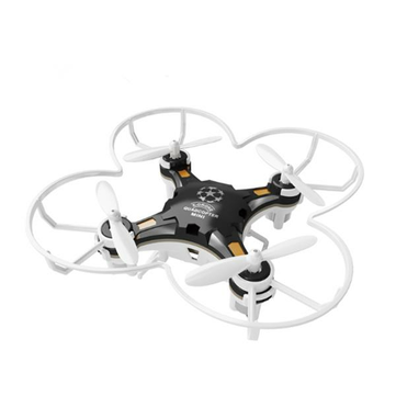 FQ777-124 Pocket Drone 4CH 6Axis Gyro Drone RC Quadcopter With Switchable Controller RTF