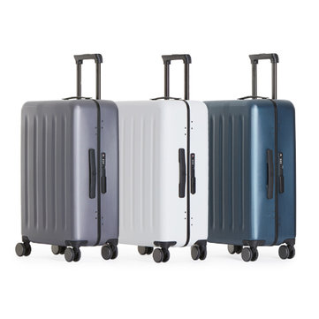 90FUN 20inch Suitcase 33L TSA Lock Spinner Wheel Carry On Luggage Case from Xiaomi youpin
