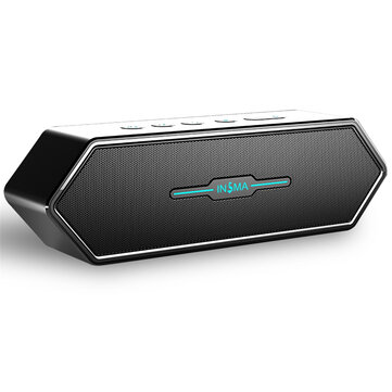 How can I buy INSMA Aurora 50W bluetooth Gaming Speaker Dual Drivers Stereo Bass EQ Effect TWS 6600mAh TF Card AUX IPX5 Waterproof Wireless Speaker with Bitcoin