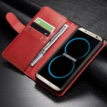 Women Men Multifunctional SAMS5/S6/S6EDGE/S7/S7EDGE/S8/S8PLUS Phone Case Card Holder Wallet