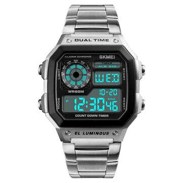 SKMEI 1335 Chronograph Alarm Digital Watch