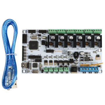 MKS RUMBA V1.1 Motherboard Smart Controller Board 12-35V for 3D Printer