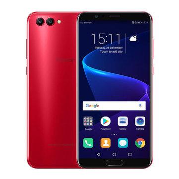 Huawei Honor V10 Global ROM 5.99 inch 4GB RAM 128GB ROM Kirin 970 Octa core 4G Smartphone