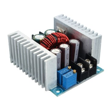 DC 6-40V To 1.2-36V 300W 20A Constant Current Adjustable Buck Converter Step Down Module Board With Short Circuit Protection Function