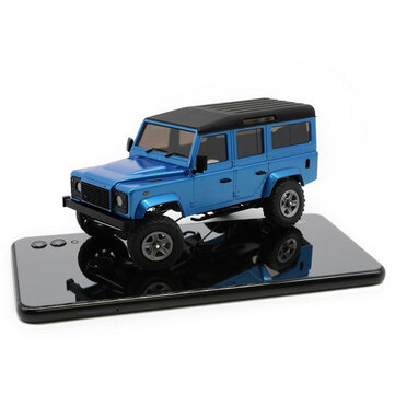 Orlandoo-Hunter OH32A03 1/32 DIY Kit Unpainted RC Rock Crawler Car Without Electronic Part