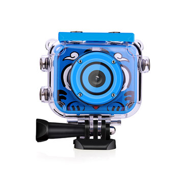 AT-G20 Waterproof 5MP 2.0 inch LCD HD 1080P Sport Kids Children Action Camera