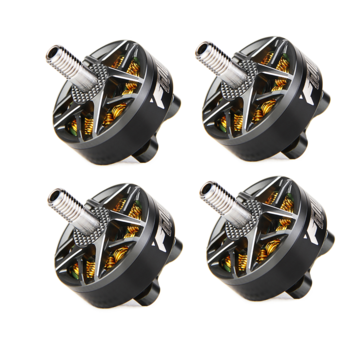 4 PCS T-Motor F60 PRO IV V2 2207 1750KV 4-6S Brushless Motor Gray Color for RC Drone FPV Racing