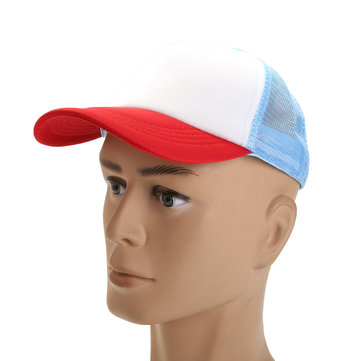 How can I buy Kids Children Red White Blue Adjustable Baseball Cap Outdoor Activity Sunscreen Sun Hat with Bitcoin