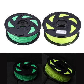 3Dプリンターのための蛍光黄色/蛍光緑色1.75mm 1KG /ロールPLAのフィラメント