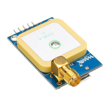 Satellite Positioning GPS Module For Arduino 51MCU STM32
