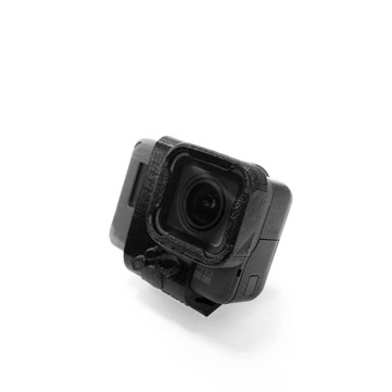GE-FPV GoPro Camera Mount 30 Degree Inclined Seat 35mm Mounting Base For Gopro 5/6/7 Camera FPV Racing Drone