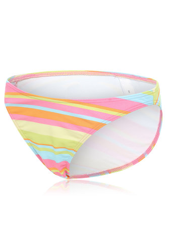 How can I buy Plus Size L 3XL Colorful Striped Bikini Bottom Low Waist Elastic Swimming Pants with Bitcoin