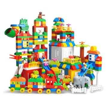 Big Size Building Blocks Educational Toys Children Gifts 225Pcs