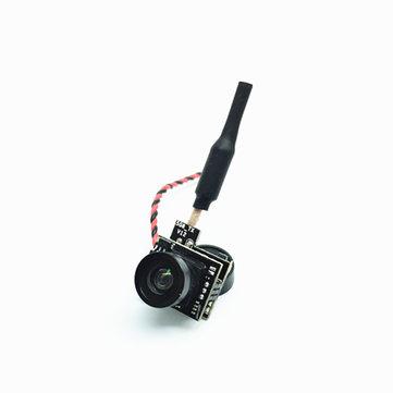 Turbowing 5.8G 48CH 25mw FPV Transmitter 700TVL 1/4 CMOS Wide Angle FPV Camera