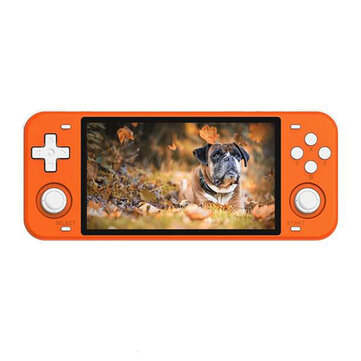 POWKIDDY RGB10 MAX RK3326 128GB 20000 Games Console Wifi bluetooth 5.0 Inch IPS HD Screen Video Retro Handheld Game Player PS1 N64 CP3 NES 4200mAh Battery