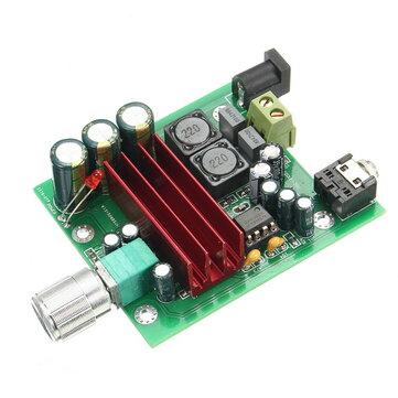 TPA3116 D2 8-25VDC 100Wモノラル・サブウーファーデジタル・アンプ・ボードNE5532 OPAMP