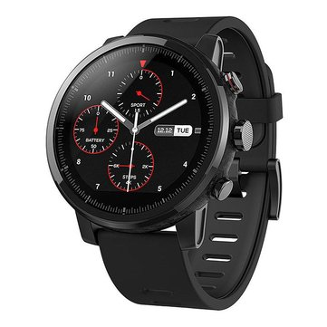 International Version Xiaomi AMAZFIT Huami Stratos Sports Smart Watch 2 GPS 1.34inch 2.5D Screen 5ATM