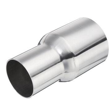 Buy 3 Inch To 2.25 Inch Exhaust Reducer Connector Adapter Pipe Tube Stainless Tapered Standard Universal with Litecoins with Free Shipping on Gipsybee.com
