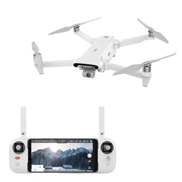$347.13 for Xiaomi FIMI X8 SE 2020 8KM FPV With 3-axis Gimbal 4K Camera HDR Video GPS 35mins Flight Time RC Drone Quadcopter RTF One Battery Version