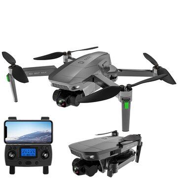 Προσφορά / Κουπόνι για το προϊόν: ZLL SG907 MAX 5G WIFI FPV GPS with 4K HD Dual Camera Three axis Gimbal Optical Flow Positioning Brushless Foldable RC Drone Quadcopter RTF με τιμή 104.5€