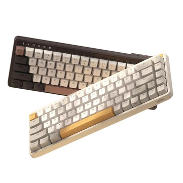 How can I buy MIIIW ART Series Mechanical Keyboard 68 Keys Triple Mode 2 4G/bluetooth/Type C Wired Gateron G Yellow Pro Switch Hot swappable PBT Sublimation Keycap Rechargeable Backlit Gaming Keyboard with Bitcoin