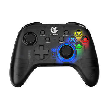 GameSir T4 Pro 2.4GHz bluetooth Wireless Game Controller 6 Axis Gyro Realtime Feedback Gamepad for Nintendo Switch iOS Android PC