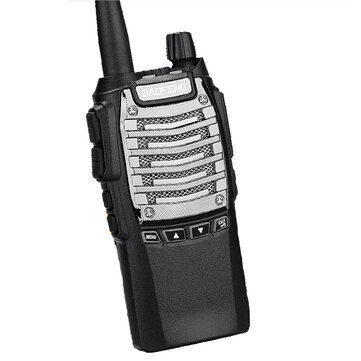 BF-UV8D Walkie Talkie 400-480MHz 8W Power/2800mAh 7.4V 16CH Dual PTT FM Transceiver