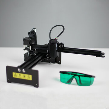 NEJE MASTER 3500mW DIY Laser Engraving Machine Printer Print Logo Picture Laser Engraving Machine