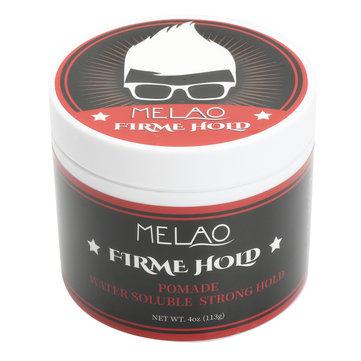 MELAO Unisex Hair Cream Xi măng Bùn Tạo kiểu tóc Wax Salon Kiểu tóc Pomade