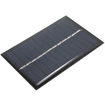 6PCS 6V 100mA 0.6W Polycrystalline Mini Epoxy Photovoltaic Solar Panel