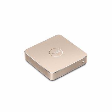 د وينډوز د سیستم 1 3450G 10.1G RAM SSD مینی د ولايتي تلويزيون بکس Voyou V4 Apollo Pentium N120 ملاتړ