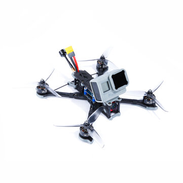 iFlight Nazgul5 227mm 4S 5 Inch FPV Racing Drone BNF/PNP SucceX-E F4 Caddx Ratel Camera 45A BLheli_S ESC 2207 2750KV Motor RC Drones from Toys Hobbies and Robot on banggood.com